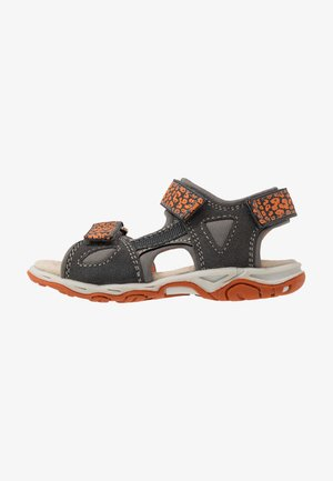 Walking sandals - dark gray