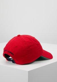Polo Ralph Lauren - POLO SPORT CLASSIC  - Kšiltovka - red - 2
