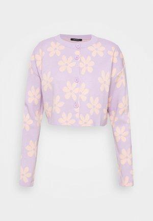 TWOAW - Cardigan - lilac