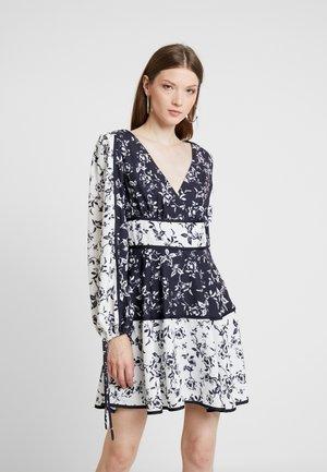 DEPEND DRESS - Cocktail dress / Party dress - navy