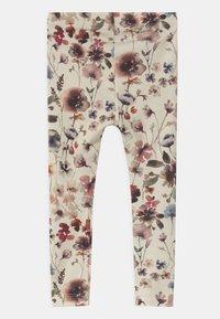 Name it - NMFSAIA - Leggings - Trousers - peyote melange - 1