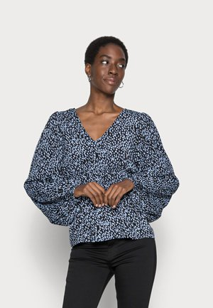 VMTANIA TALL - Long sleeved top - black