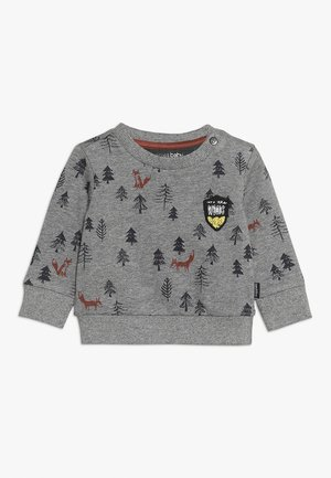 ALIENTOWN BABY - Sweatshirt - charcoal melange