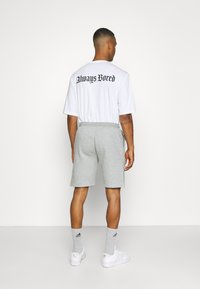 Kings Will Dream - CROSBY - Shorts - grey marl/white - 2