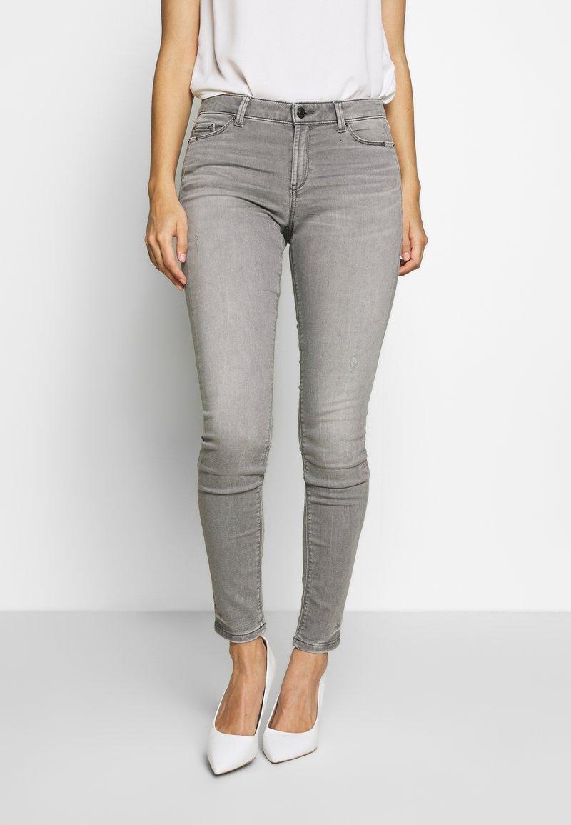 Esprit - Jeans Skinny Fit - grey medium wash