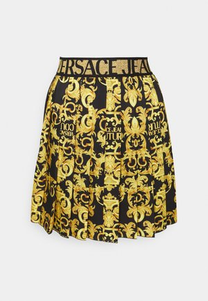 LADY SKIRT - Pleated skirt - black