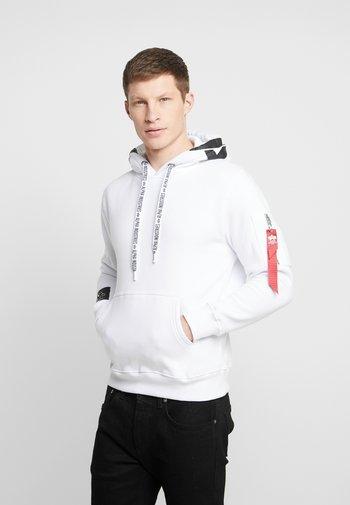 Hoodie - white