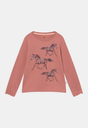 SMALL GIRLS - Long sleeved top - ash rose