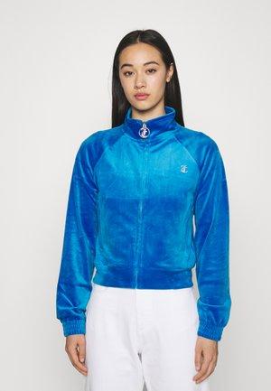 TANYA TRACK - Felpa con zip - princess blue