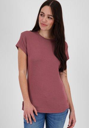 MIMMYAK A  - Basic T-shirt - grape