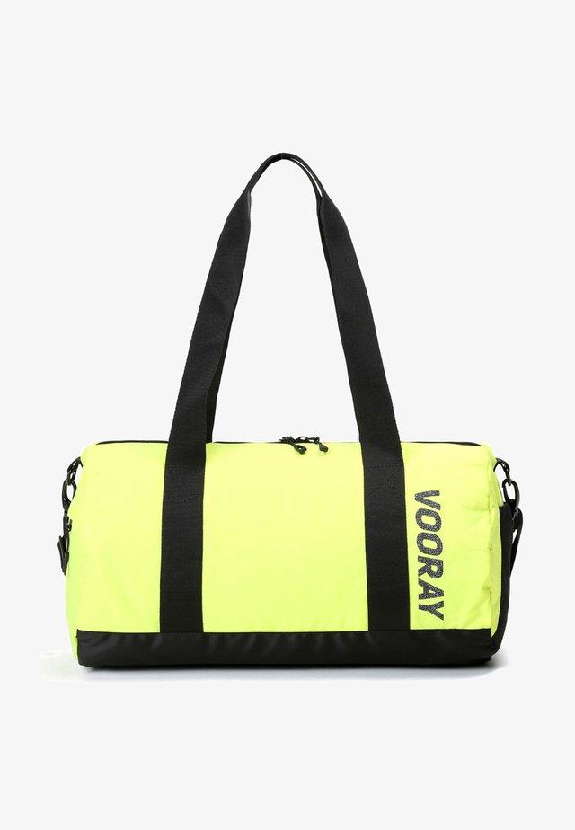 BARREL - Sporttas - neon yellow