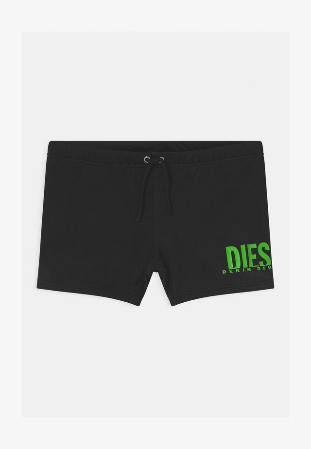 MOKY UNISEX - Swimming trunks - nero