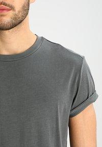 G-Star - SWANDO RELAXED - Basic T-shirt - asfalt - 3