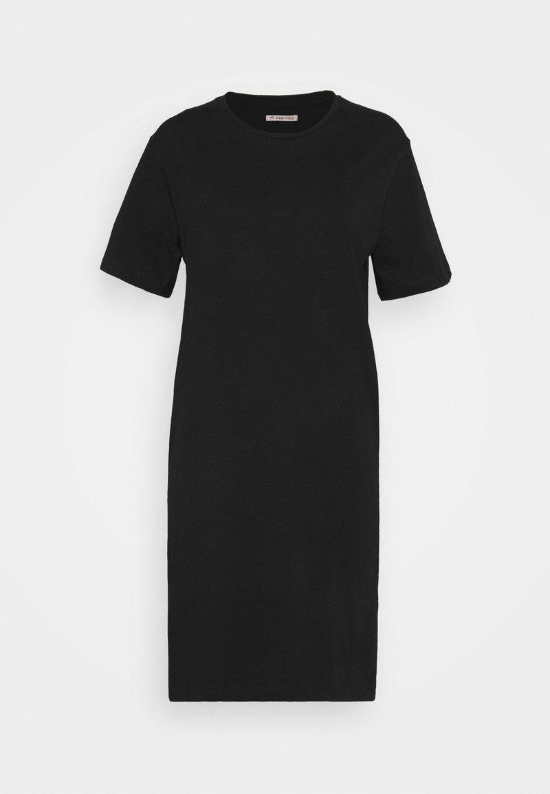 Anna Field - Žerzejové šaty - black