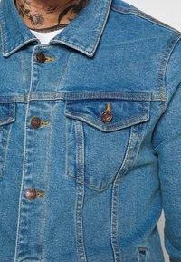 Denim Project - KASH JACKET - Giacca di jeans - blue - 4
