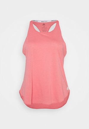 GO TO TANK 2.0 - Top - hazy rose/white