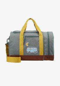 Lässig - MINI SPORTSBAG ADVENTURE BUS - Sports bag - olive - 1