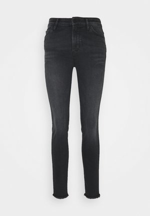 TROUSERS - Jeans Skinny Fit - grey denim