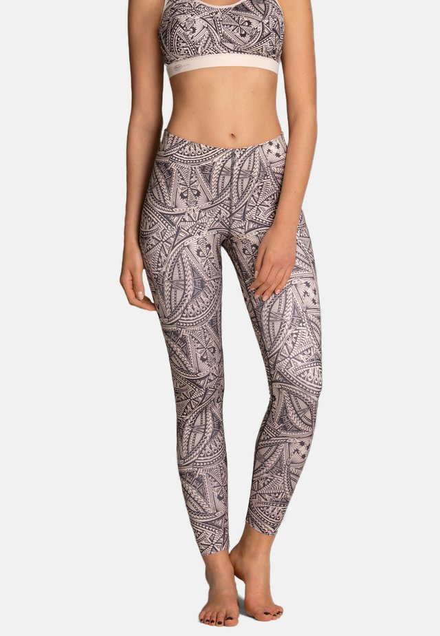 MASSAGE EFFEKT - Leggings - python