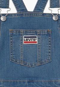 Levi's® - JUMPER - Denimové šaty - blue denim/blue - 2