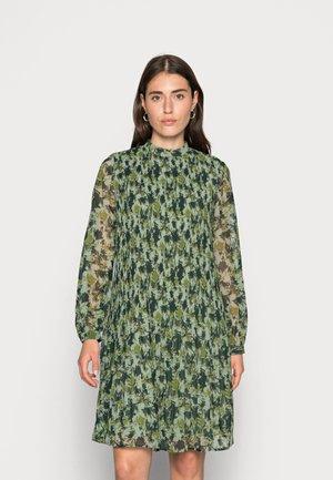 Shirt dress - dusty green