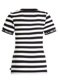WE Fashion - T-shirt print - black - 4