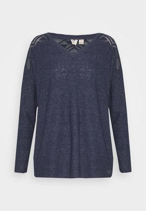 YOU GOTTA BE - Long sleeved top - mood indigo