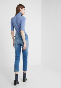 DRYKORN - PASS - Slim fit jeans - mid blue - 2
