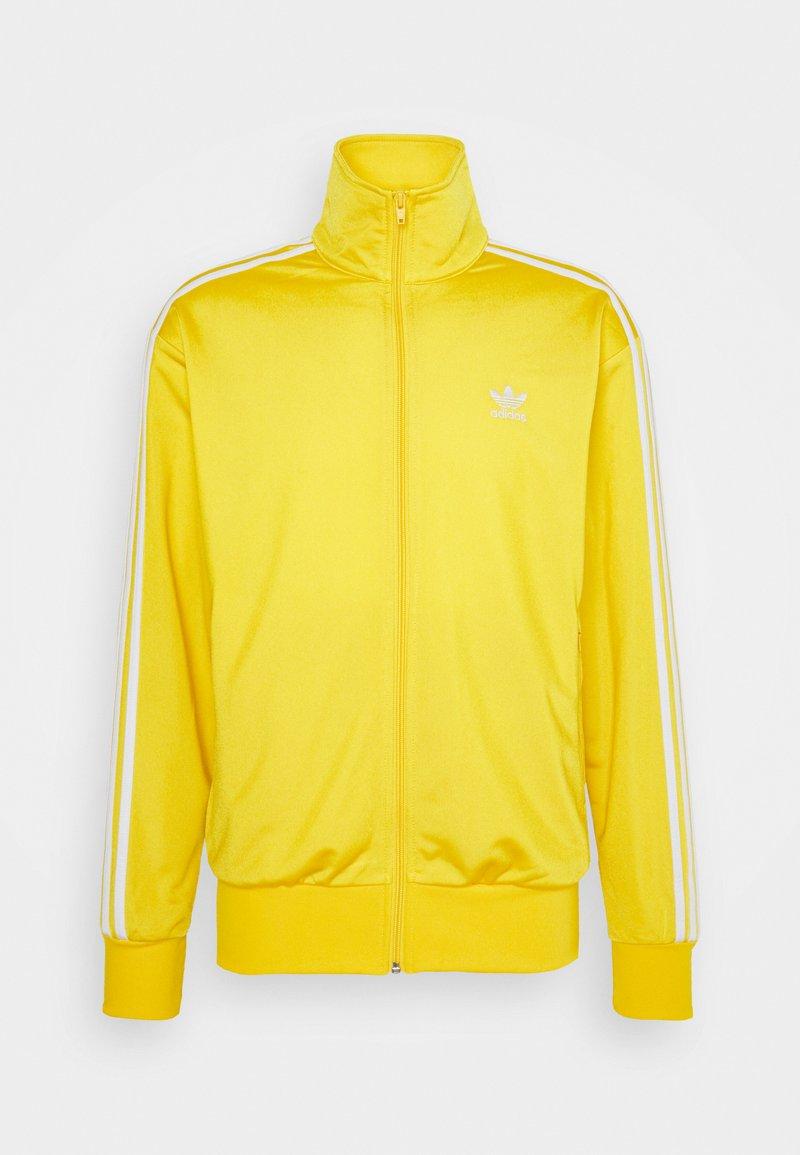 adidas Originals - FIREBIRD ADICOLOR PRIMEBLUE TRACK  - Giacca sportiva - yellow