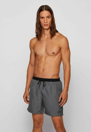 Swimming shorts - open grey