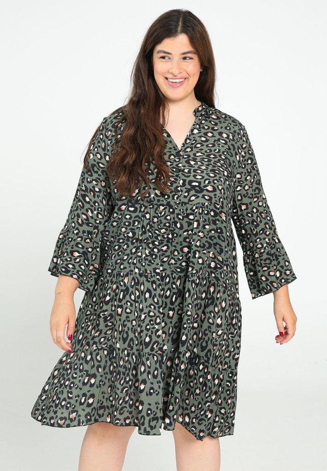 Vestito estivo - khaki
