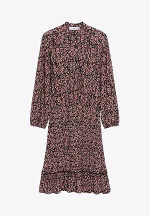 RITA - Shirt dress - erdbeerrot