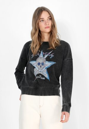 MUSE WOMAN - Sweater - grey