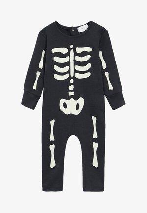 BONES7 - Pyjamas - zwart
