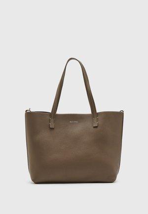 CAMILLA - Tote bag - nutshell brown