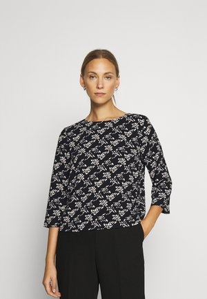 FALESHA PAINT - Blouse - black