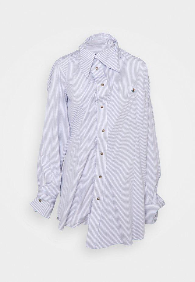 CHAOS - Blusa - blue stripe