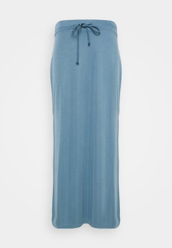 FLORRIE - Maxi sukně - stellar blue