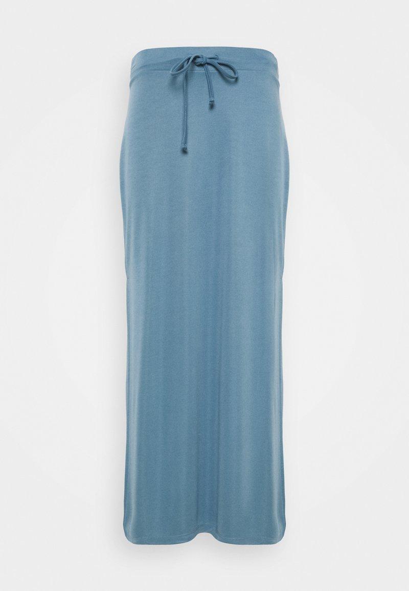 mbyM - FLORRIE - Maxi sukně - stellar blue
