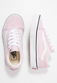 Vans - OLD SKOOL - Tenisky - lilac snow/true white - 0