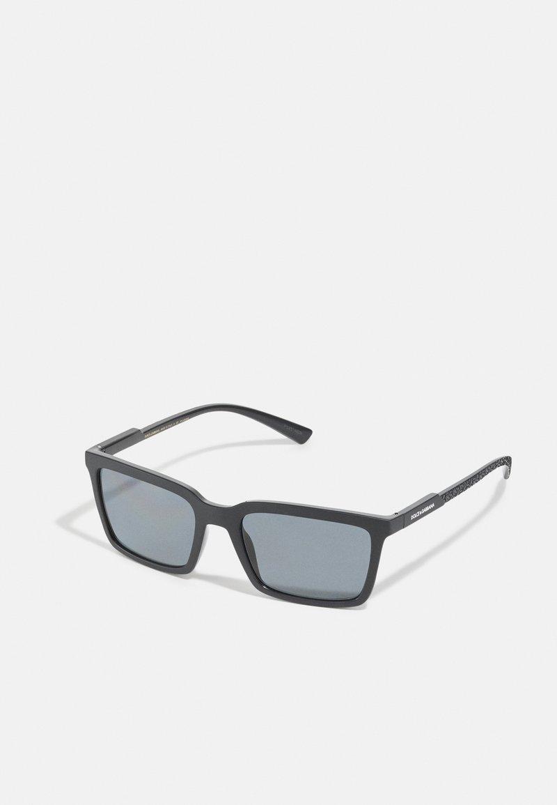 Dolce&Gabbana - UNISEX - Sluneční brýle - matte black