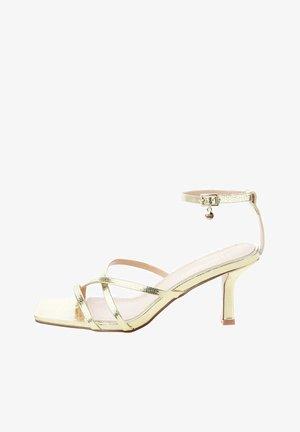 NURAGOS  - Sandaler - gold