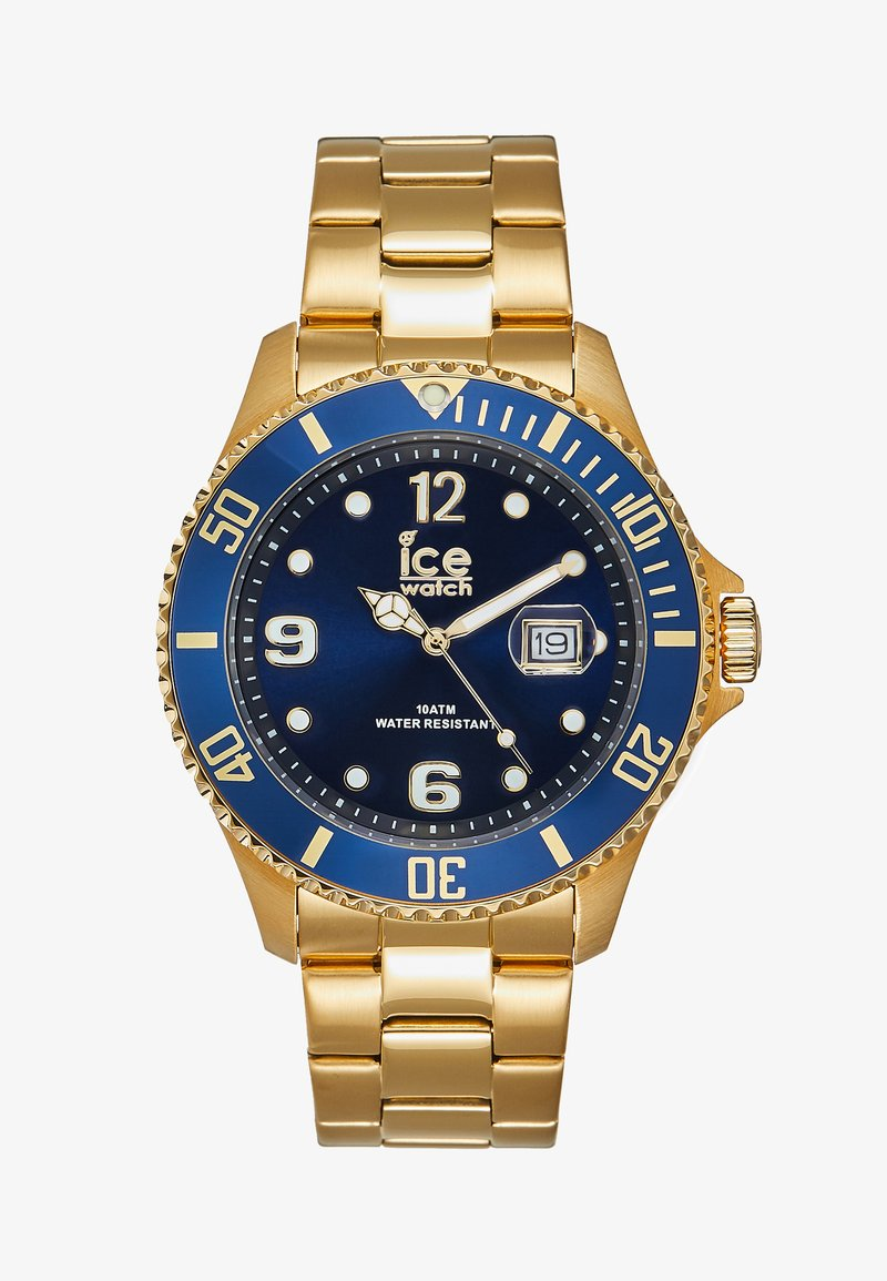 Ice Watch - Watch - gold-colured/blue