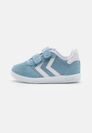 VICTORY INFANT - Trainers - blue fog