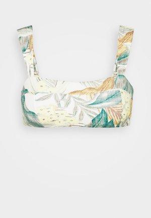 TROPIC SOL BRALETTE - Bikini top - vanilla