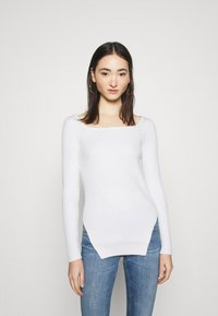 NA-KD - CUT OUT - Jumper - off white - 0