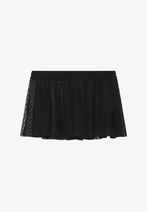 BALLET PULL ON  - Pleated skirt - black