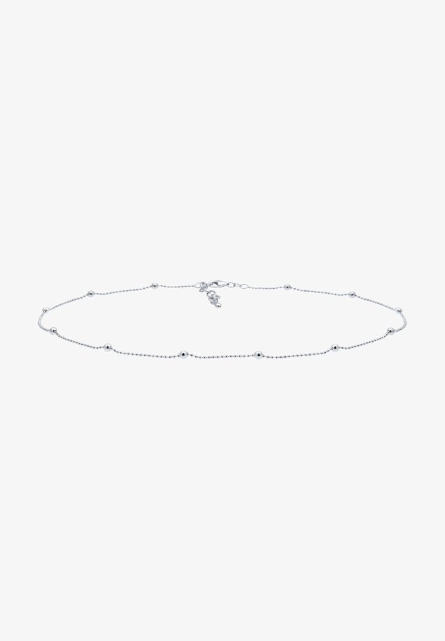 Basic Kugeln - Necklace - silver-coloured