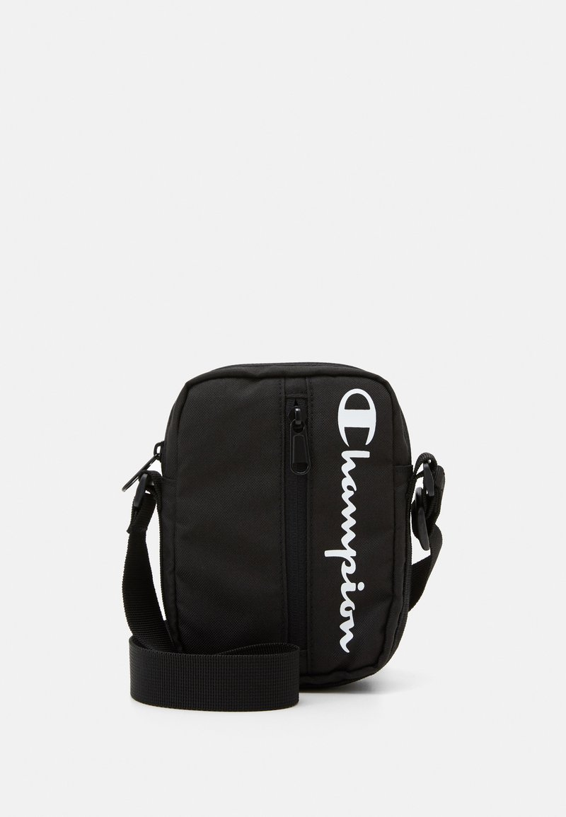 Champion - LEGACY SMALL SHOULDER BAG - Across body bag - black