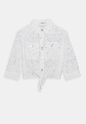 YOUNG LADIES  - Button-down blouse - white